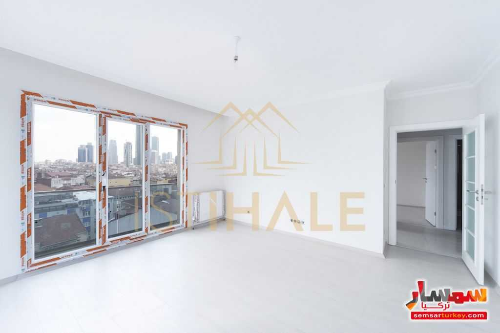 Photo 2 - Apartment 2 bedrooms 1 bath 81 sqm super lux For Sale Kagithane Istanbul