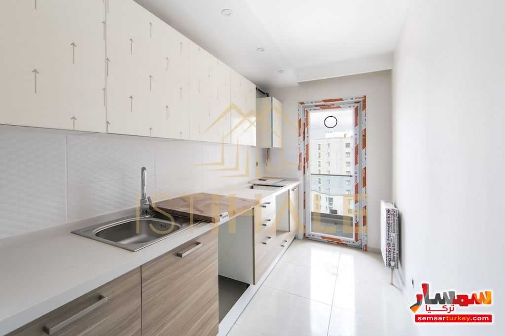 Photo 3 - Apartment 2 bedrooms 1 bath 81 sqm super lux For Sale Kagithane Istanbul
