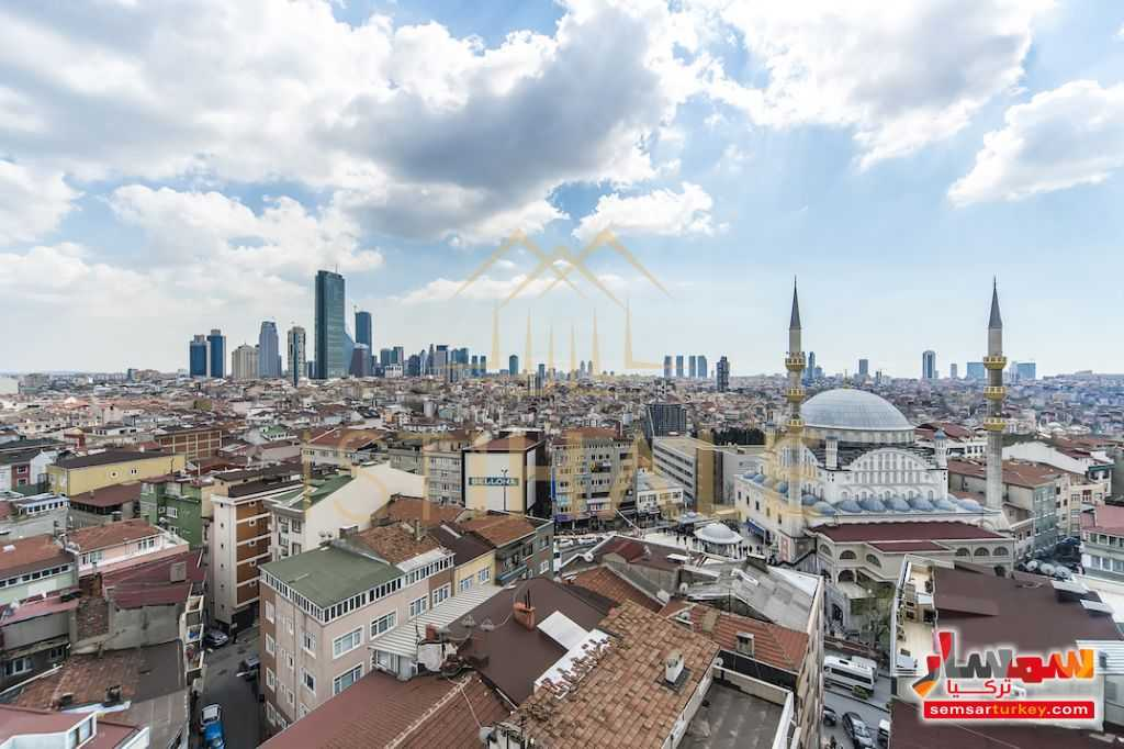 Photo 6 - Apartment 2 bedrooms 1 bath 81 sqm super lux For Sale Kagithane Istanbul
