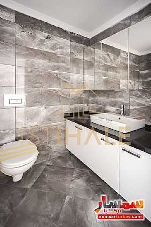 Apartment 2 bedrooms 1 bath 107 sqm super lux For Sale Sisli Istanbul - 6