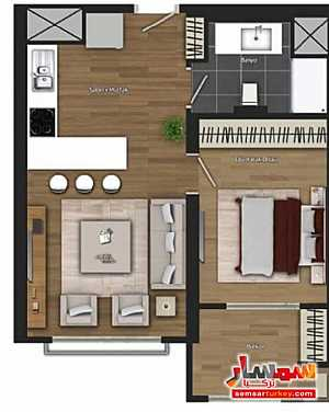 Ad Photo: Apartment 2 bedrooms 2 baths 116 sqm lux in Bashakshehir  Istanbul