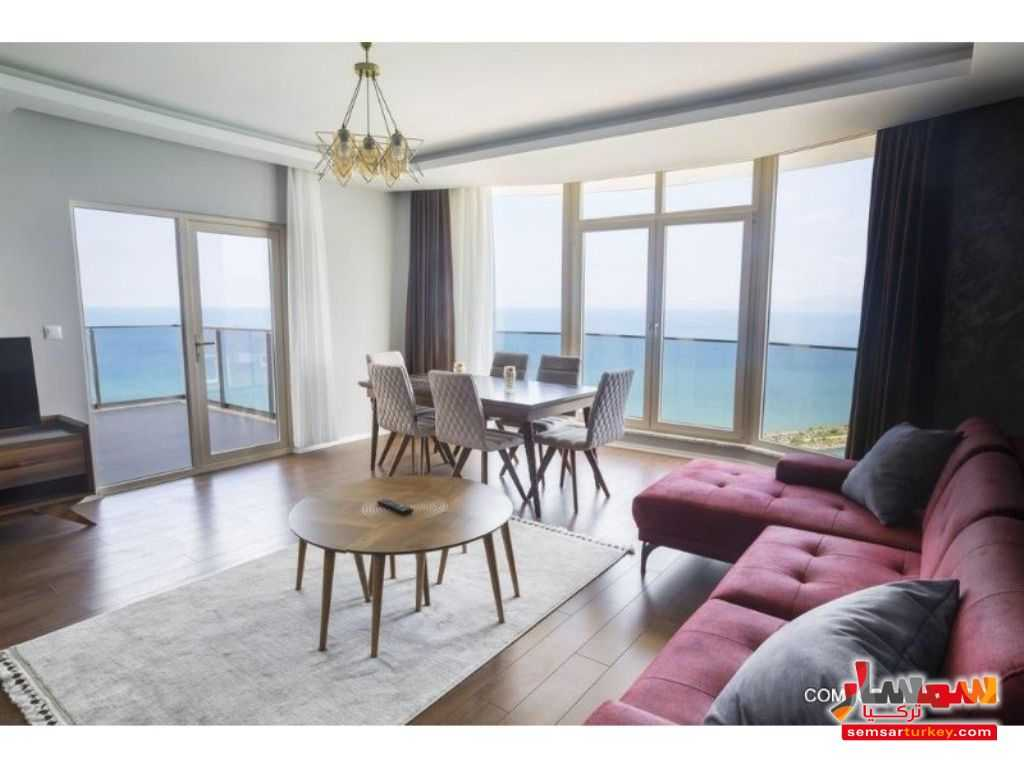 Ad Photo: Apartment 2 bedrooms 2 baths 125 sqm lux in yomra Trabzon