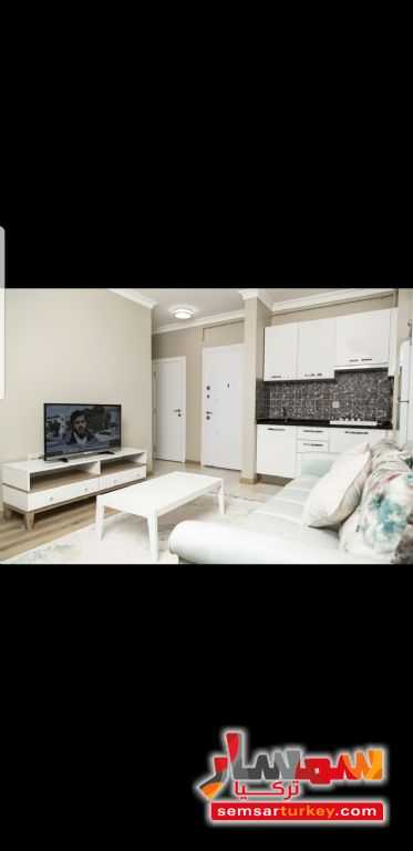 Photo 1 - Apartment 2 bedrooms 2 baths 100 sqm lux For Rent Sisli Istanbul