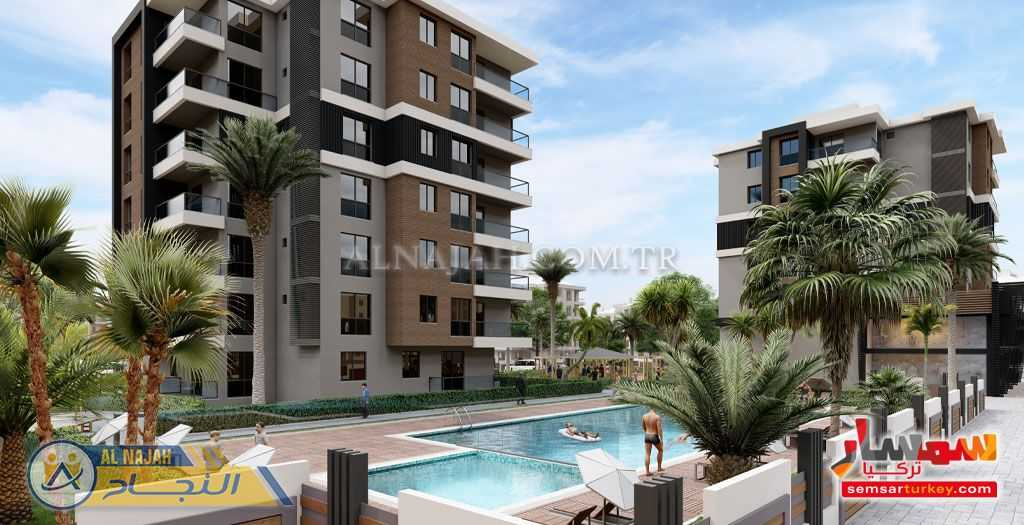 Ad Photo: Apartment 3 bedrooms 1 bath 72 sqm lux in Antalya
