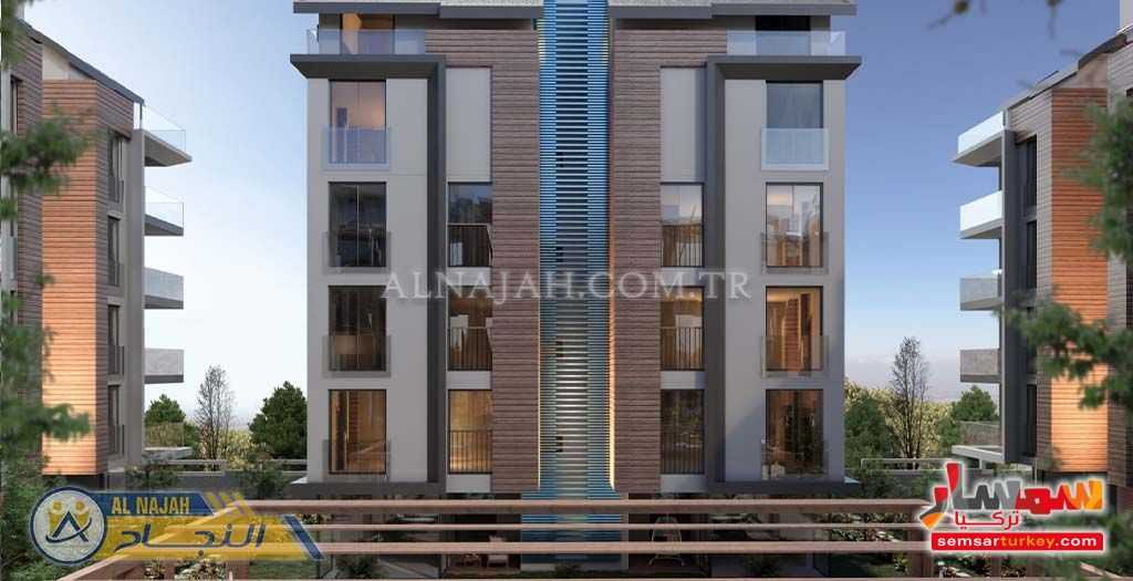 Photo 2 - Apartment 1 bedroom 1 bath 65 sqm super lux For Sale Konyaalti Antalya