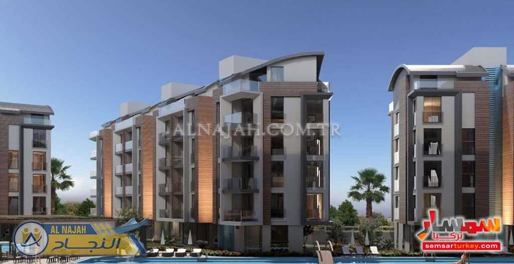 Photo 3 - Apartment 1 bedroom 1 bath 65 sqm super lux For Sale Konyaalti Antalya