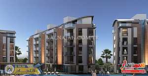 Apartment 1 bedroom 1 bath 65 sqm super lux For Sale Konyaalti Antalya - 3