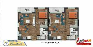Apartment 1 bedroom 1 bath 65 sqm super lux For Sale Konyaalti Antalya - 7