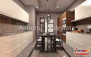 1 bedroom 1 bath 50 sqm super lux For Sale Beyoglu Istanbul - 6