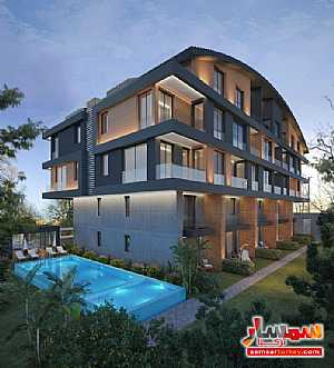 Ad Photo: Apartment 1 bedroom 1 bath 70 sqm super lux in Konyaalti  Antalya