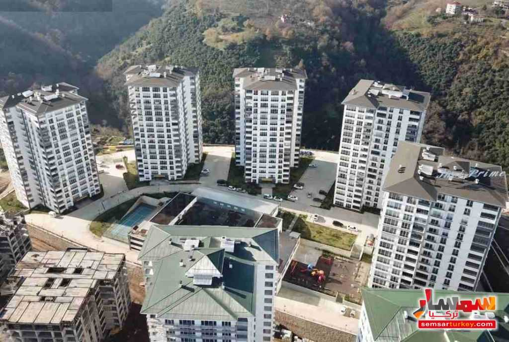 Photo 1 - Apartment 2 bedrooms 2 baths 130 sqm super lux For Sale yomra Trabzon