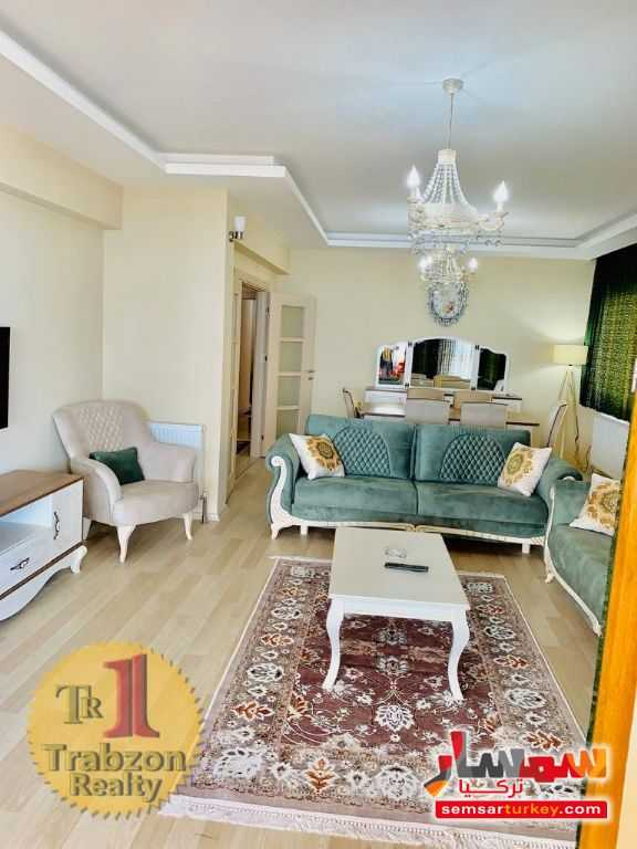 Photo 12 - Apartment 4 bedrooms 3 baths 200 sqm extra super lux For Rent yomra Trabzon