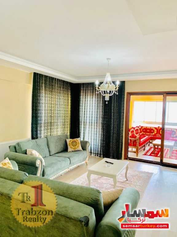 Photo 1 - Apartment 4 bedrooms 3 baths 200 sqm extra super lux For Rent yomra Trabzon