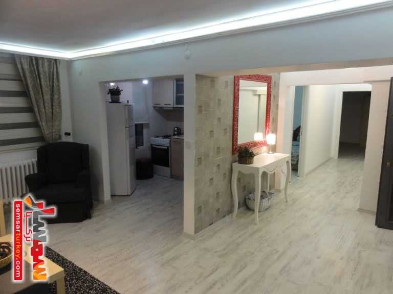 Photo 4 - Apartment 3 bedrooms 1 bath 85 sqm lux For Rent Cankaya Ankara
