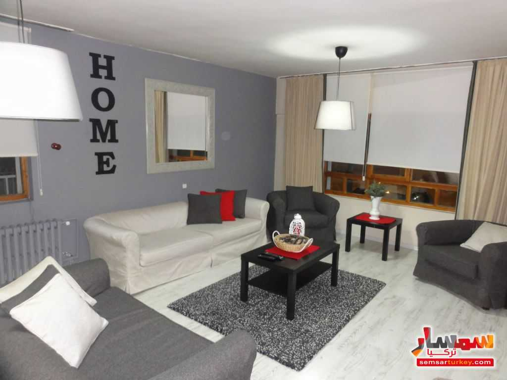 Photo 1 - Apartment 3 bedrooms 1 bath 85 sqm super lux For Rent Cankaya Ankara