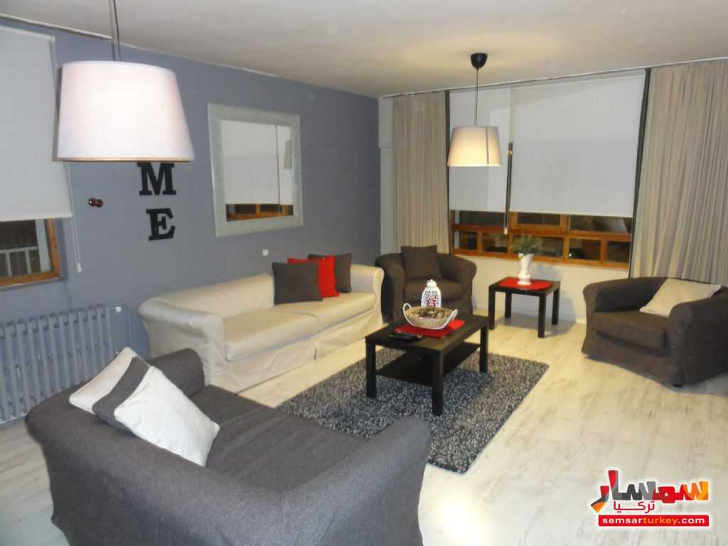 Photo 4 - Apartment 3 bedrooms 1 bath 85 sqm super lux For Rent Cankaya Ankara