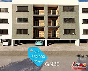 Ad Photo: Apartment 2 bedrooms 1 bath 75 sqm lux in نيقوسيا Nicosia