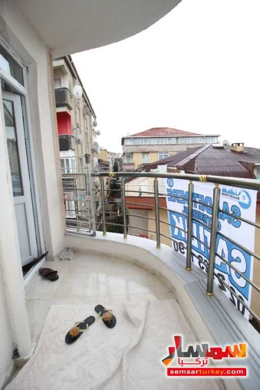 Photo 12 - Apartment 1 bedroom 2 baths 70 sqm super lux For Sale Avglar Istanbul