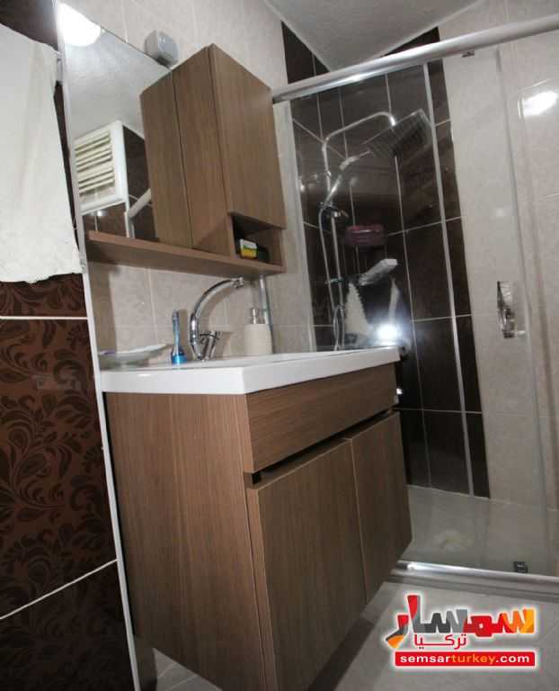 Photo 18 - Apartment 1 bedroom 2 baths 70 sqm super lux For Sale Avglar Istanbul