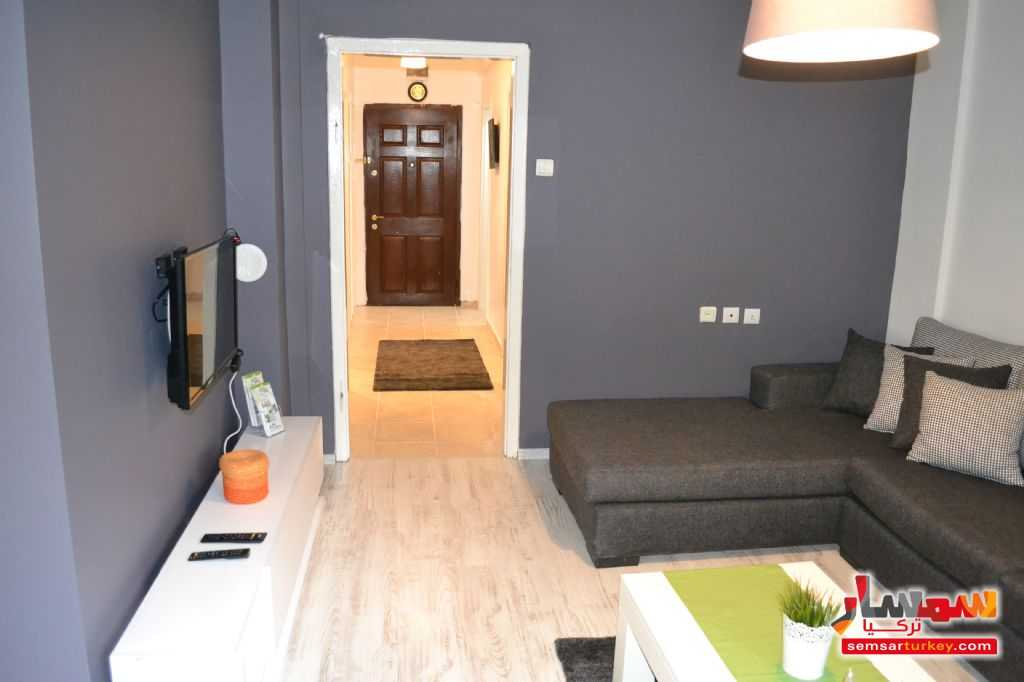 Photo 3 - Apartment 2 bedrooms 1 bath 85 sqm lux For Rent Cankaya Ankara