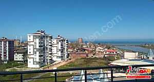 Apartment 4 bedrooms 2 baths 160 sqm extra super lux For Sale unye Ordu - 1