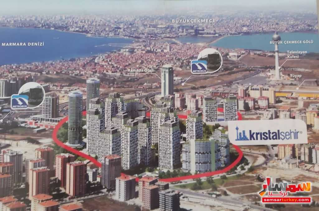 Photo 5 - Apartment 3 bedrooms 2 baths 98 sqm semi finished For Sale Beylikduzu Istanbul
