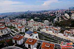 Ad Photo: Apartment 3 bedrooms 2 baths 120 sqm lux in Bashakshehir  Istanbul