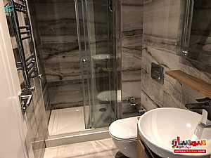 Apartment 1 bedroom 1 bath 101 sqm super lux For Sale Besiktas Istanbul - 17