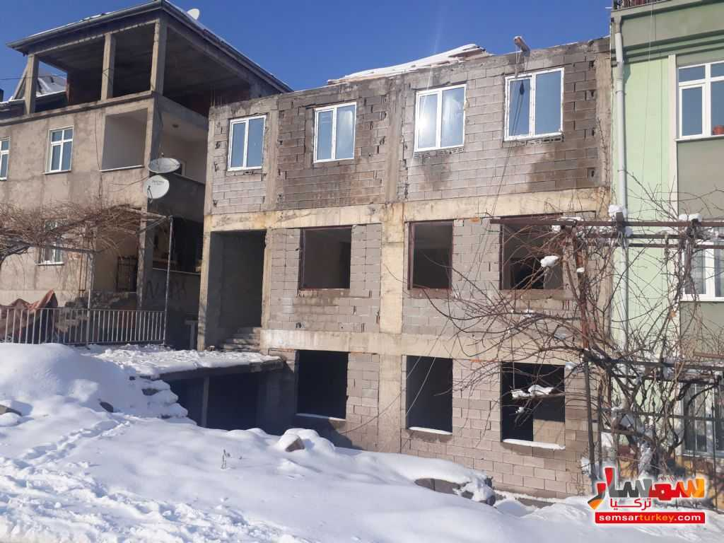 Photo 1 - Building 120 sqm semi finished For Sale talas Kayseri