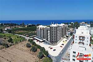 Ad Photo: Apartment 2 bedrooms 1 bath 75 sqm super lux in Lefka Nicosia