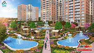 Ad Photo: Apartment 2 bedrooms 2 baths 126 sqm super lux in Beylikduzu  Istanbul