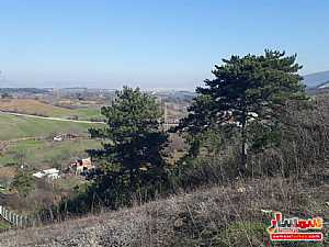 Ad Photo: Land 1100 sqm in nilufer Bursa