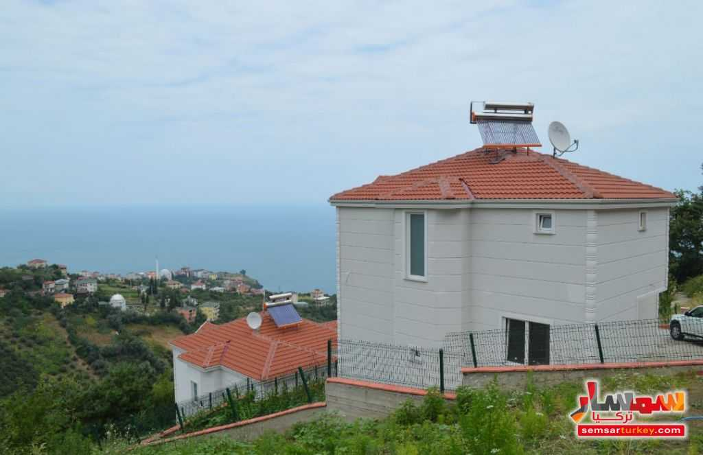 Photo 11 - Villa 4 bedrooms 3 baths 250 sqm super lux For Sale yomra Trabzon