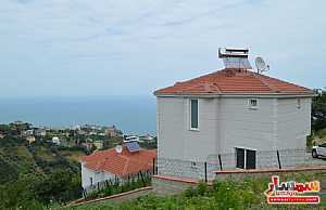 Villa 4 bedrooms 3 baths 250 sqm super lux For Sale yomra Trabzon - 11