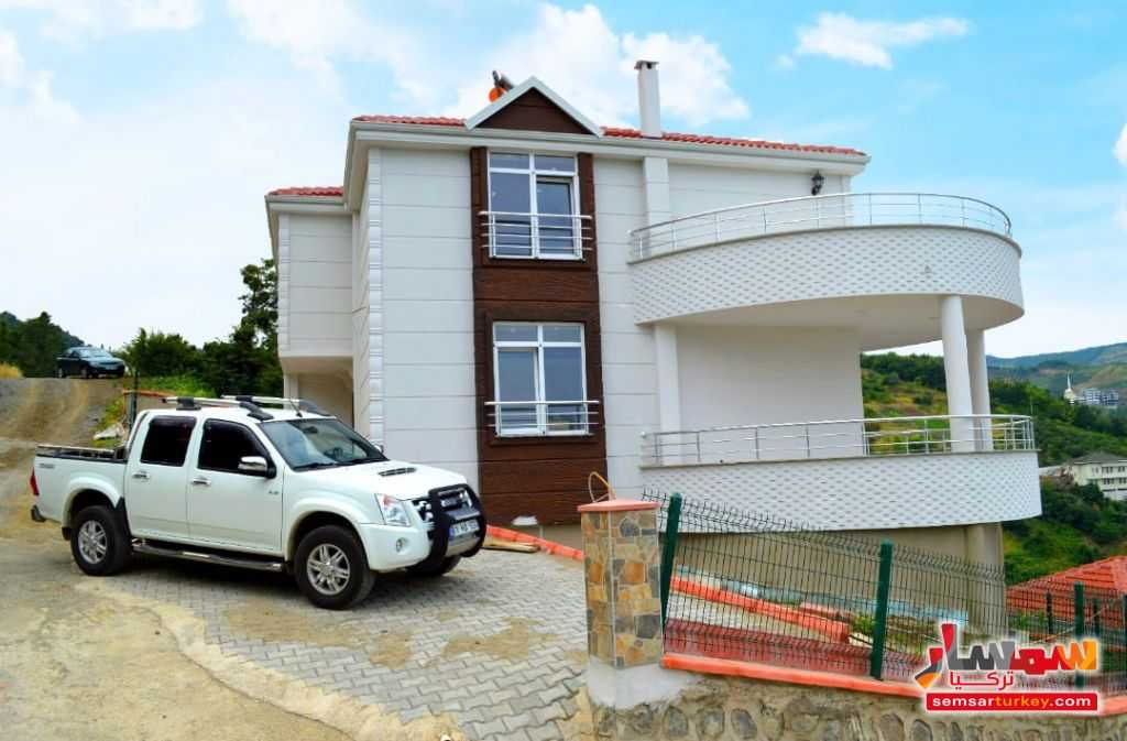 Photo 1 - Villa 4 bedrooms 3 baths 250 sqm super lux For Sale yomra Trabzon
