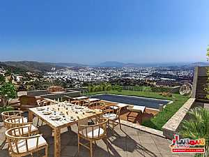 Villa 5 bedrooms 6 baths 1,000 sqm extra super lux For Sale bodrum Mugla - 12