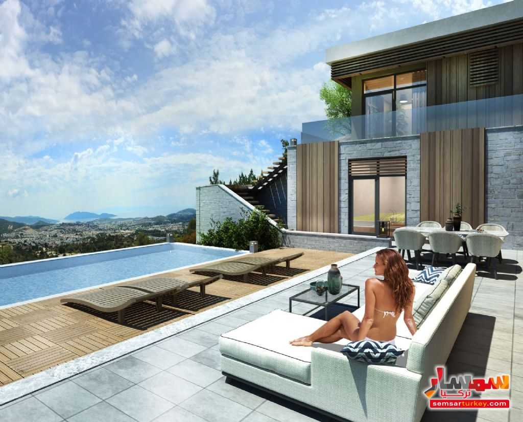 Photo 13 - Villa 5 bedrooms 6 baths 1,000 sqm extra super lux For Sale bodrum Mugla