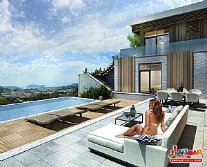 Villa 5 bedrooms 6 baths 1,000 sqm extra super lux For Sale bodrum Mugla - 13
