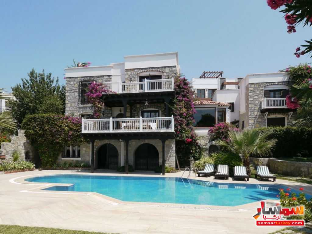 Photo 1 - Villa 8 bedrooms 5 baths 2 sqm super lux For Sale bodrum Mugla
