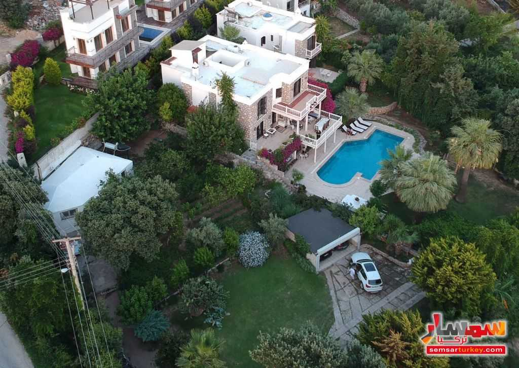 Photo 20 - Villa 8 bedrooms 5 baths 2 sqm super lux For Sale bodrum Mugla