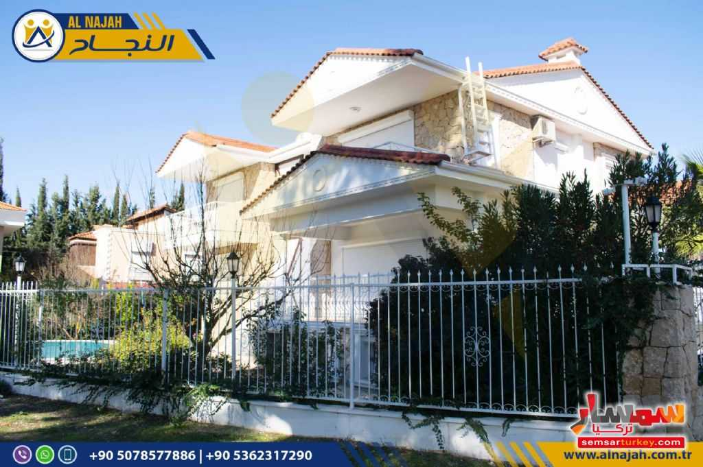 Photo 12 - Villa 4 bedrooms 3 baths 500 sqm super lux For Sale Dosemealti Antalya