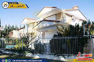 Villa 4 bedrooms 3 baths 500 sqm super lux For Sale Dosemealti Antalya - 12