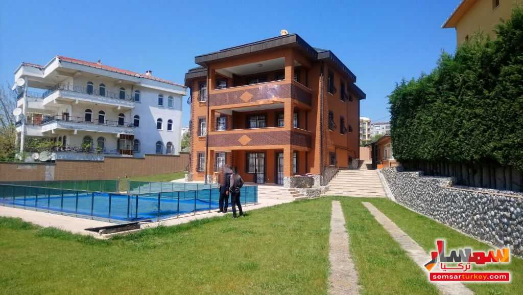 Photo 4 - Villa 9 bedrooms 3 baths 500 sqm super lux For Sale Buyukgekmege Istanbul
