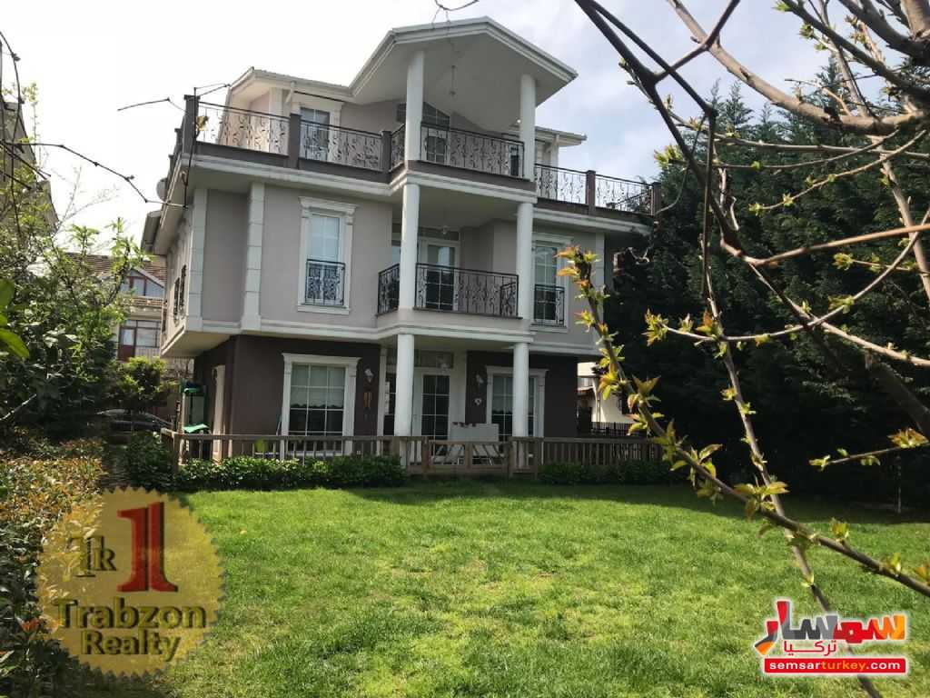 Ad Photo: Villa 5 bedrooms 4 baths 600 sqm super lux in yomra Trabzon