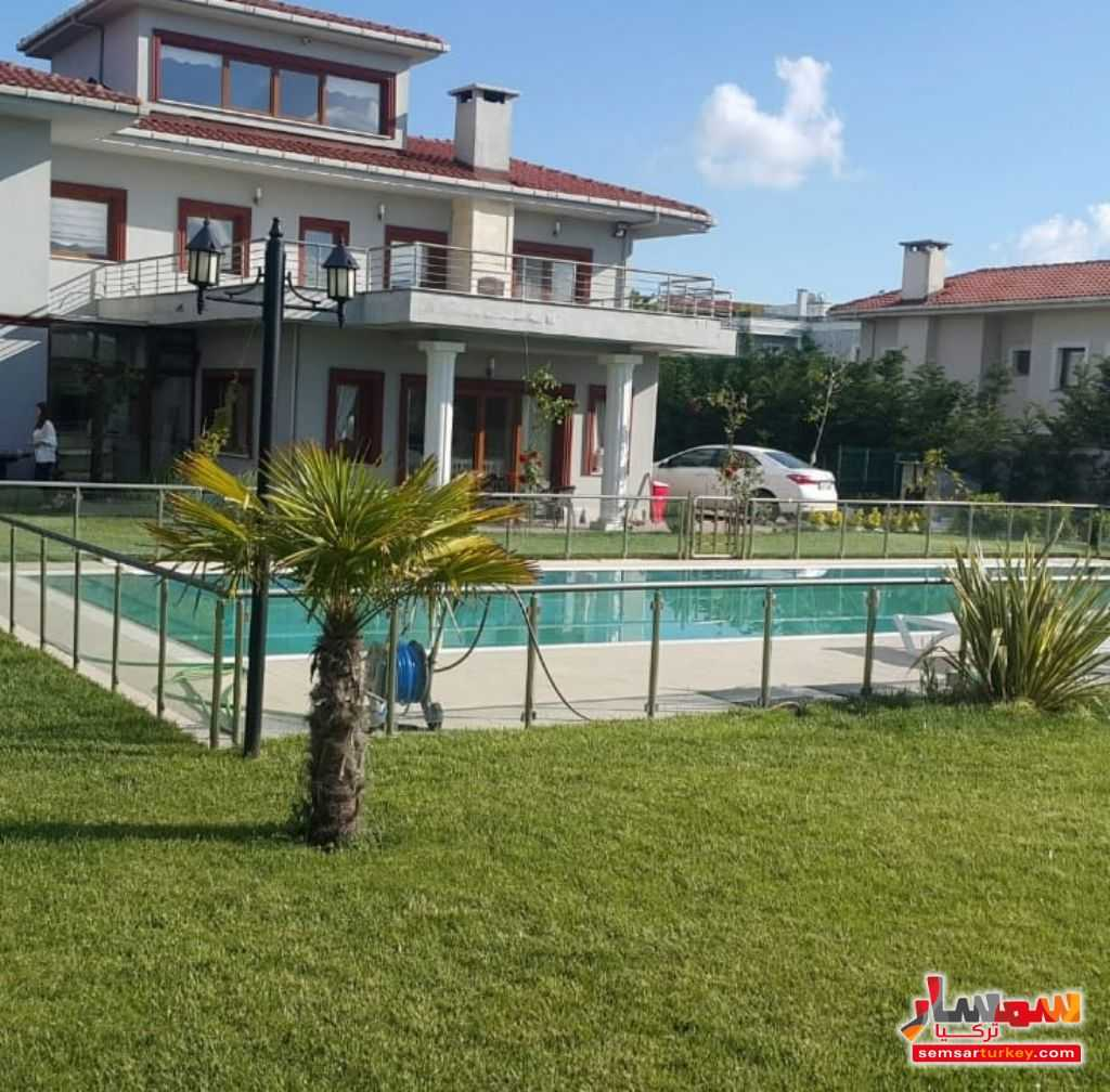 Photo 1 - Villa 6 bedrooms 4 baths 250 sqm super lux For Rent Buyukgekmege Istanbul