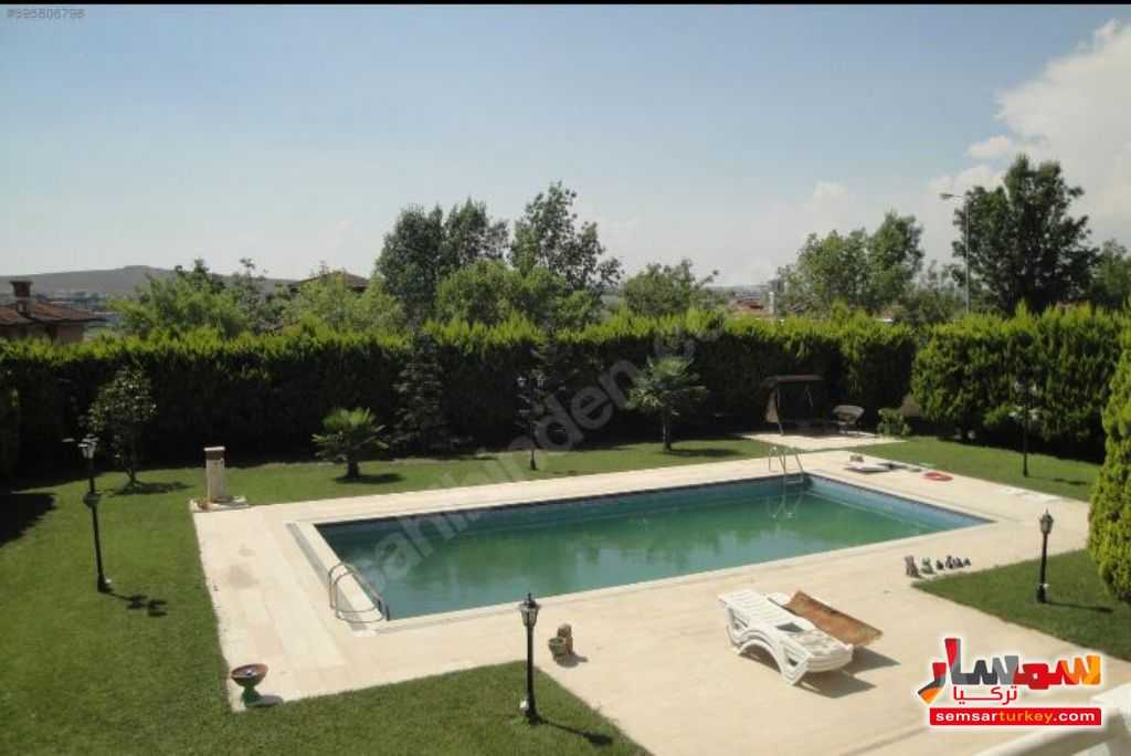 Photo 2 - Villa 5 bedrooms 4 baths 250 sqm extra super lux For Rent Buyukgekmege Istanbul