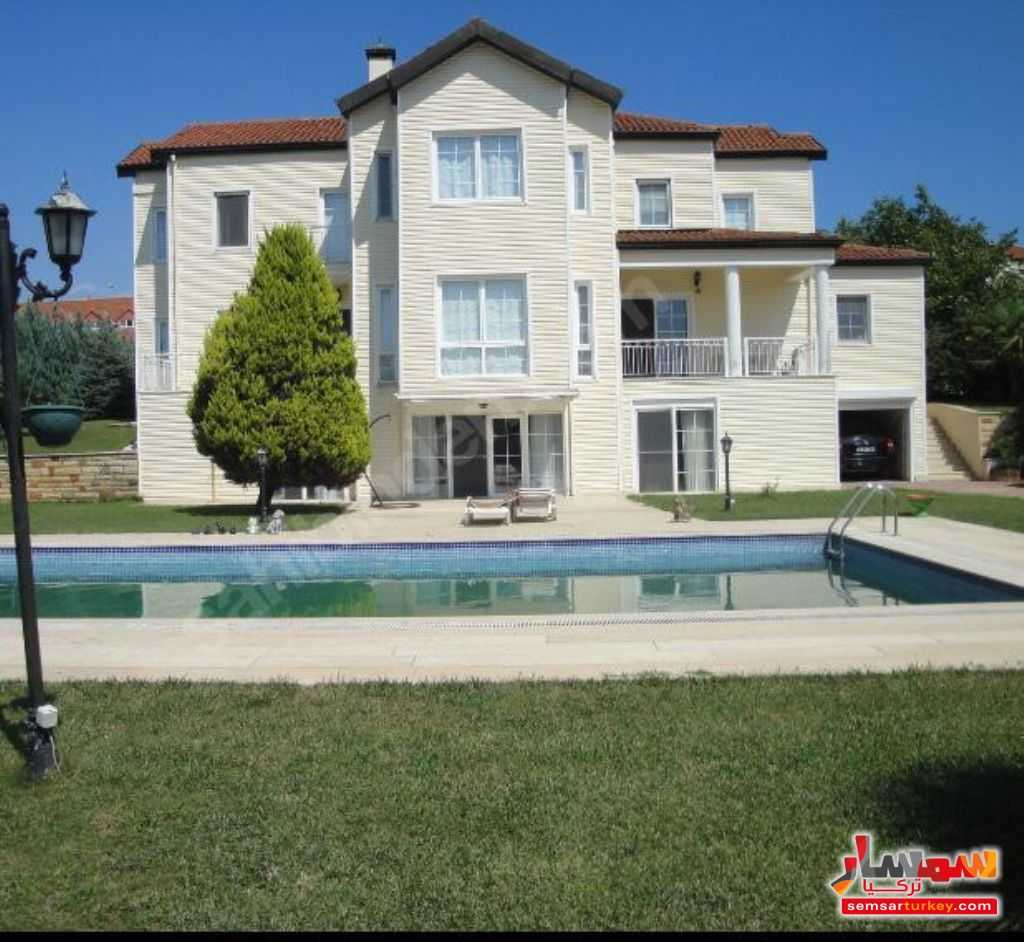 Photo 14 - Villa 5 bedrooms 4 baths 250 sqm extra super lux For Rent Buyukgekmege Istanbul