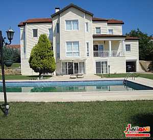 Villa 5 bedrooms 4 baths 250 sqm extra super lux For Rent Buyukgekmege Istanbul - 14