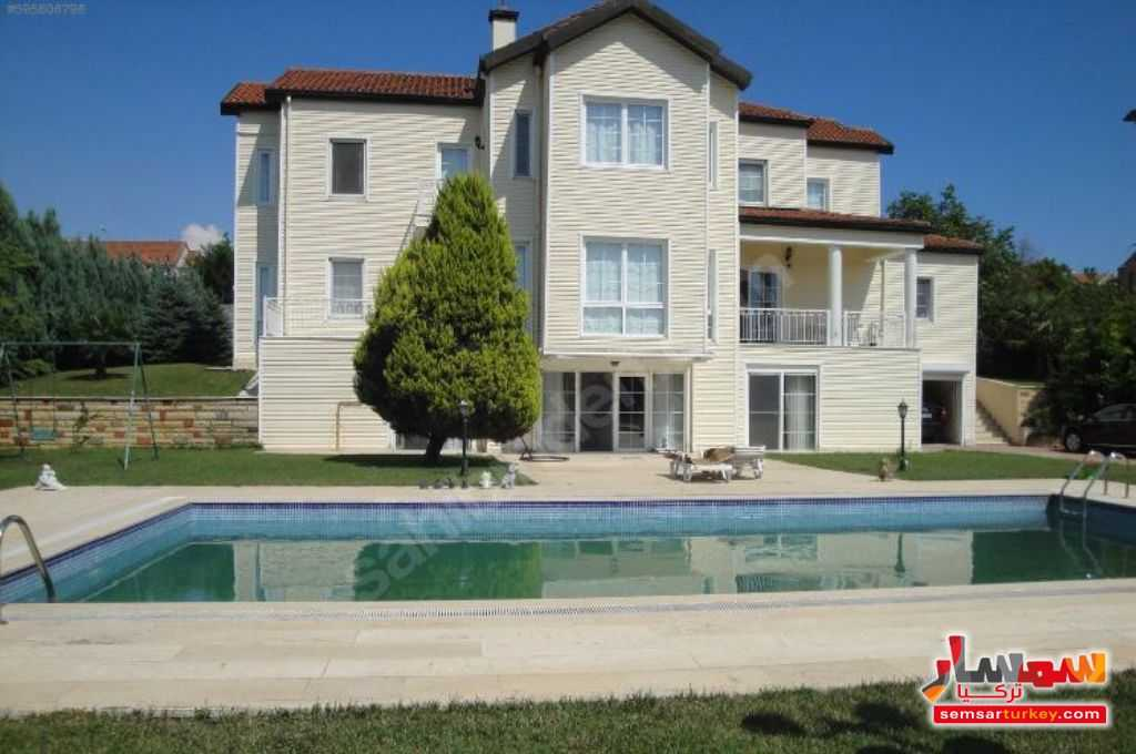 Photo 17 - Villa 5 bedrooms 4 baths 250 sqm extra super lux For Rent Buyukgekmege Istanbul