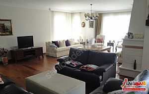 Villa 5 bedrooms 4 baths 250 sqm extra super lux For Rent Buyukgekmege Istanbul - 19